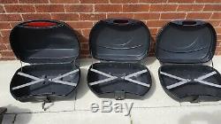 Nonfango Moto Luggage Set Complet Avec Cadre Pour Bandit 600