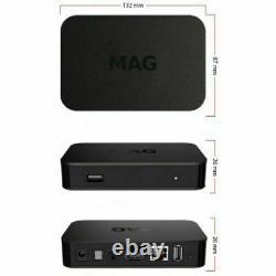 Nouveau Mag 322w1 Mag 322 W1 Infomir Set On Top Box Intégré Mise À Jour Wi-fi Pour Mag254