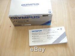 Olympus Mju II Zoom 115 Top Zustand + Boîte Originale, Anleitung, Tasche Set