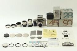 Parfait Setall Top Mint En Boxcontax G2 + C. Zeiss 28 45 90 + Tla200 Japon